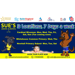 Sue's Swim School - Regular Sessions