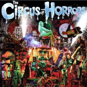 Circus of Horrors Addams Family friendly