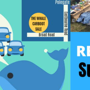 THE WHALE CARBOOT SALE | Willingdon Community School