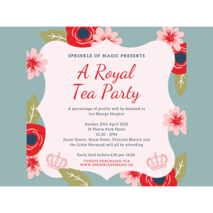 A Royal Tea Party