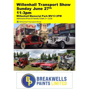 Willenhall Transport Show 2021