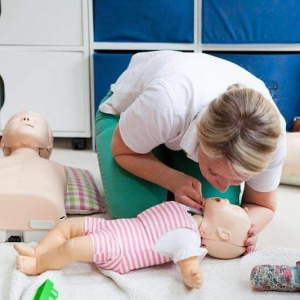 Paediatric First Aid (Blended Learning)