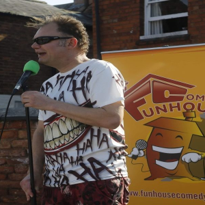 Funhouse Comedy Club - Comedy Night in Ashby-de-la-Zouch July 2021