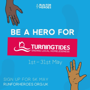 Turning Tides - 5K May