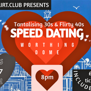 Speed Dating (30s & 40s)
