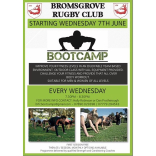 Boot Camp at Bromsgrove Rugby Club