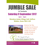 David Gibson Charity Jumble Sale and Tombola