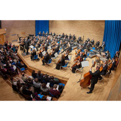 City of Cambridge Symphony Orchestra with Joo Yeon Sir (Violin)