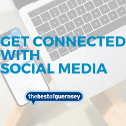 Get Connected with Social Media