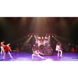 Mercury: The Ultimate Queen Tribute Band. Grand Opera House York