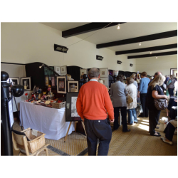 Antique & Vintage Fair at Lamport Hall.