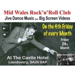 Mid Wales Rock'n'Roll Club