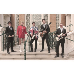 Sounds of the Sixties show with The Zoots, Stamford Corn Exchange Fri 8 Sep