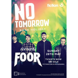 No Tomorrow feat. FooR