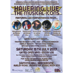 Havering LIVE: The Musical Icons