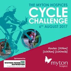 The Myton Hospices Cycle Challenge