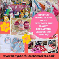 Baby and Children's Market Staffordshire Nearly New Sale