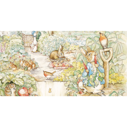 Peter Rabbit through the Ages