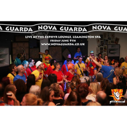 Nova Guarda - Brazilian Carnival Show Leamington Friday June 9th