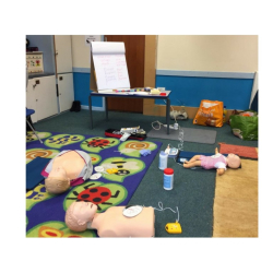 Bite Size First Aid Course Walsall (suitable for parents)