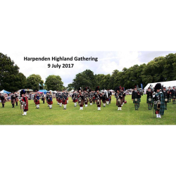 Harpenden Lions Highland Gathering