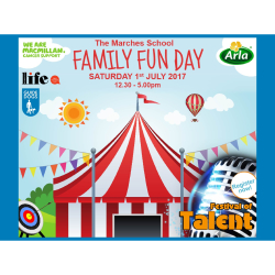 The Marches School Family Fun Day