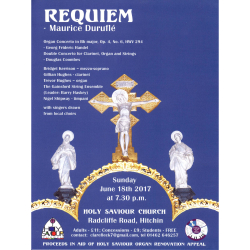 Requiem - by Maurice Durufle