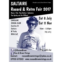 Saltaire Record & Retro Fair