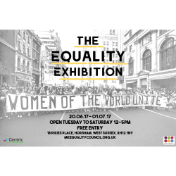 Equality Exhibition - Horsham