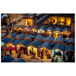 Bath Christmas Market 2017