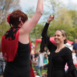 Flamenco Dance Class for adults every Monday