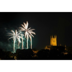 The St Richard's Hospice Fireworks