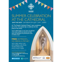 Summer Celebration at the Cathedral