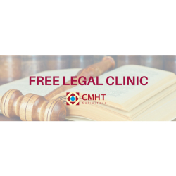 Free Legal Clinic at CMHT Solicitors