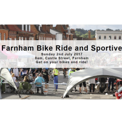 Farnham Bike Ride and Sportive 2017