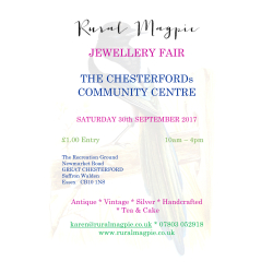 Rural Magpie Jewellery Fair