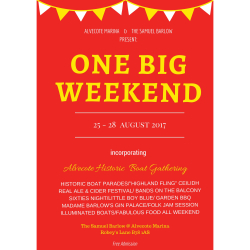 One Big Weekend @ Alvecote Marina