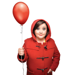 Susan Calman@ The Calman Before the Storm