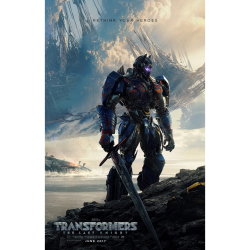 TRANSFORMERS: THE LAST KNIGHT - Pavilions Teignmouth