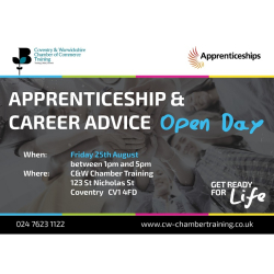 Apprenticeship Open Day