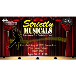 Strictly Musicals!