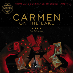 Carmen On The Lake: Screening in Shrewsbury