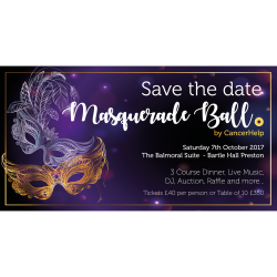 Masquerade Ball by CancerHelp