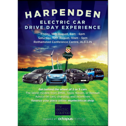 Electric Vehicle Driving Day