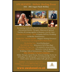 AWAKENED ~ Holistic Healing Event 2017