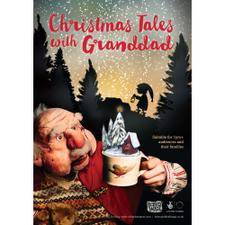 CHRISTMAS TALES WITH GRANDDAD by Pickled Image