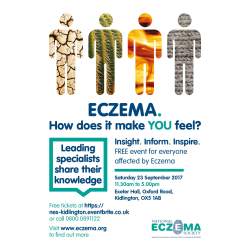 National Eczema Society Information Day