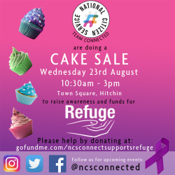 NCS Cake Sale Fundraiser