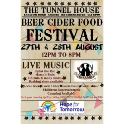 The Tunnel House Beer, Cider & Food Festival