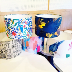 Whitstable Lampshade Making Workshop